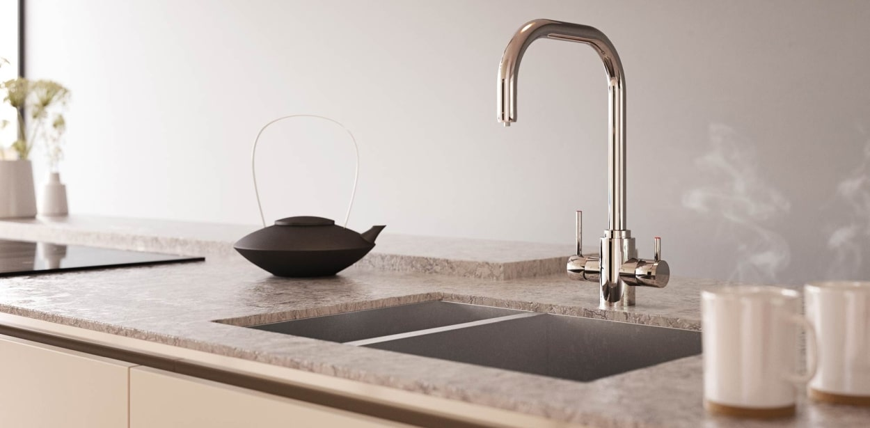 qettle boiling water tap