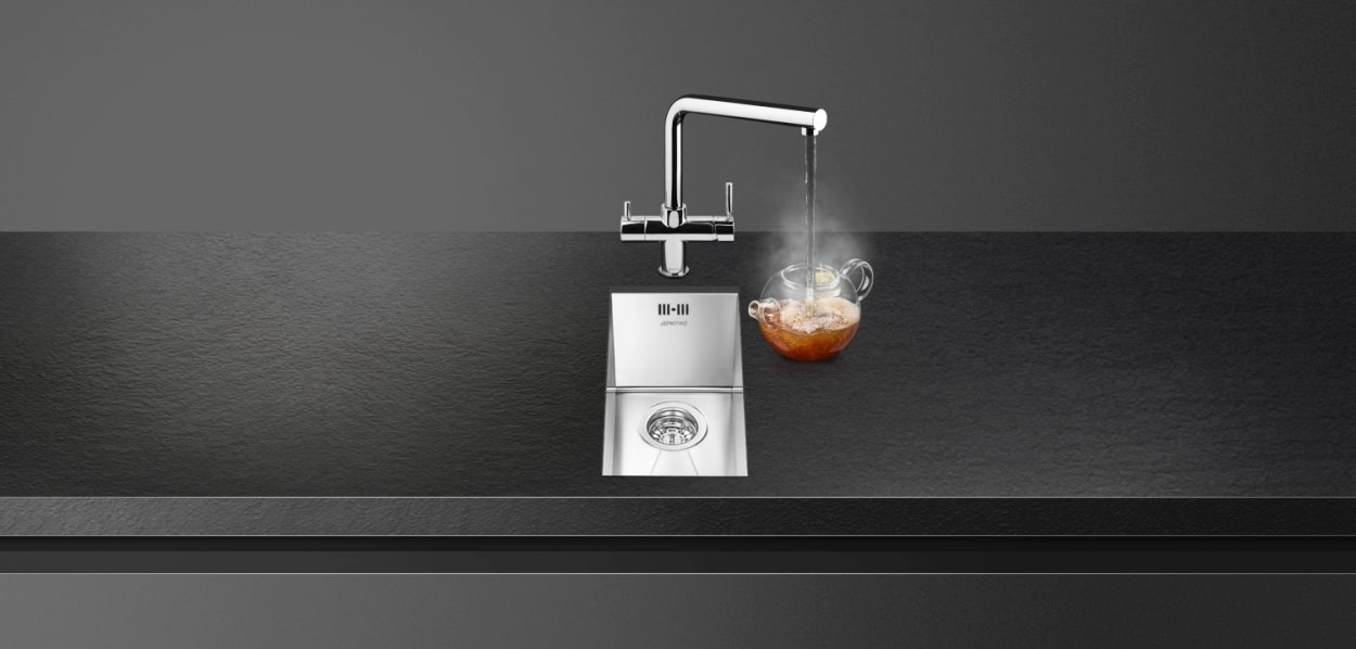 grohe boiling water tap