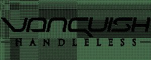 Vanquish true handleless logo