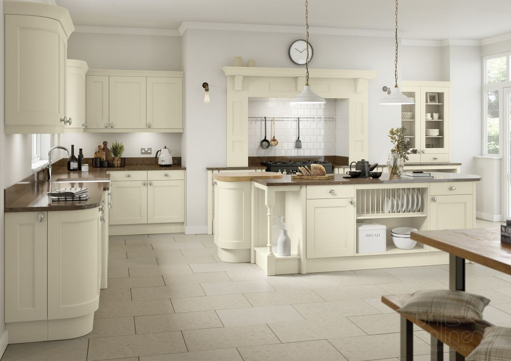 markham shaker kitchen